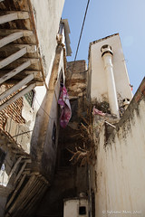 In the Casbah, Algiers (Sylviane Moss) Tags: algeria casbah algrie algiers kasbah alger