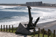 CFR3098 Museo del Ancla (Carlos F1) Tags: nikon d300 principado asturias mirador playa salinas beach view mar sea sand arena rock roca cliff acantilado principadodeasturias spain