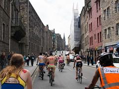 World Naked Bike Ride 2016-256 (KirkmouseMedia) Tags: bicycle edinburgh wnbr cycling