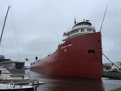 SS William A Irvin.  Duluth Minnesota, August 11 2016. (Dan Haneckow) Tags: 2016 duluth williamairvin freighters