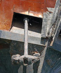 anchor (foxtail_1) Tags: lagrandehermine thebigweasel jordanharbour shipwreck anchor