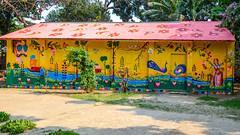 Artistic home! (ashik mahmud 1847) Tags: bangladesh d5100 nikkor colorful home room painting design