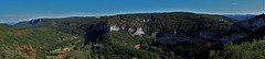 Gorge de l'Aveyron (Meculda) Tags: paysage aveyron vert eau falaise ciel panorama