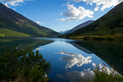 Crescent Lake (Mandy Moran) Tags: kenaipeninsula carterlaketrail crescentlake alaska