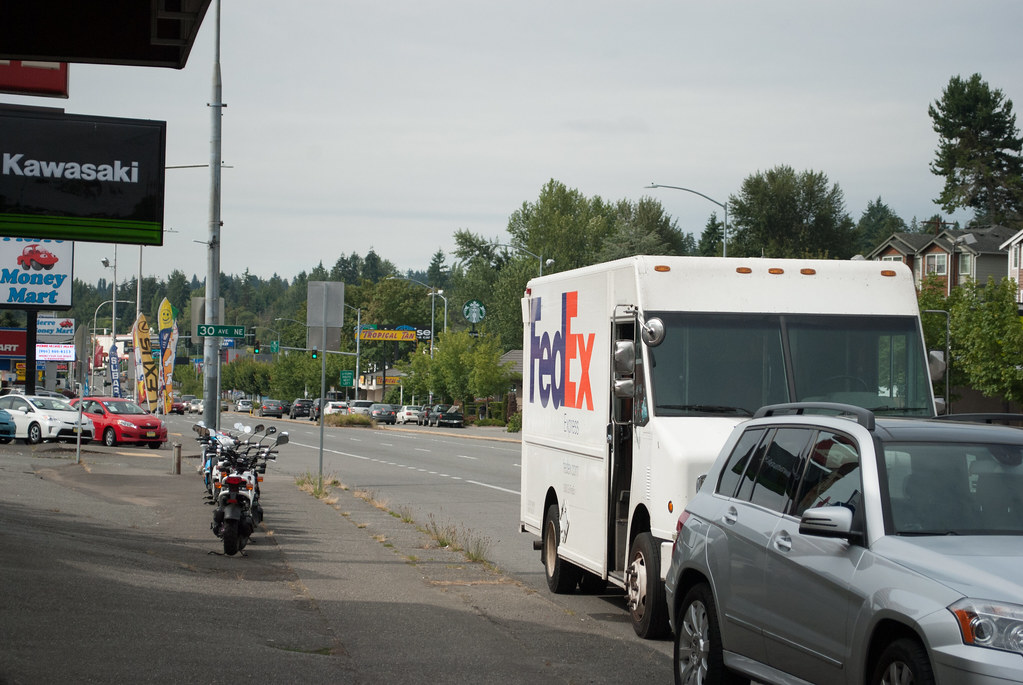 Fedex Lake City Seattle