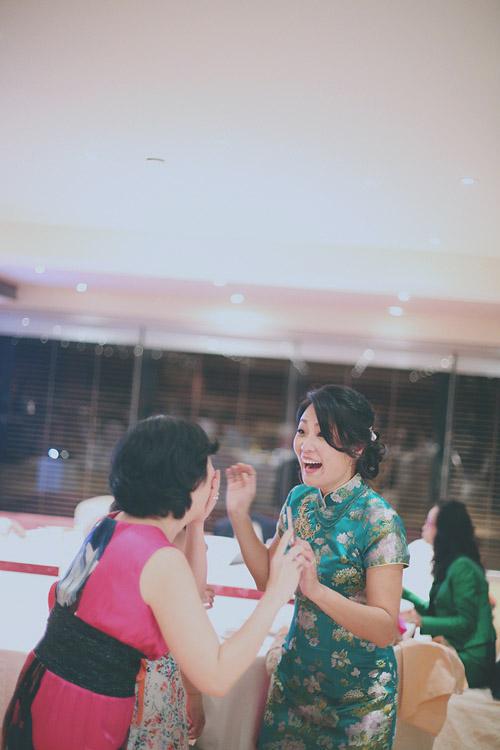 婚禮攝影-喜悅的笑容