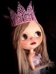 Blythe-a-Day August#27: The Princess Bride: Alexandrina Waits for Her Prince