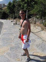 TURKEY: Bodrum - June 2010 (CovBoy2007) Tags: turkey bodrum bodrumbay aegean bodrumpeninsula turkiye men man boy homme shirtless hunk nipples belly chest pecs torso shorts topless gay stud jock handsome sonofadam male nude sexy guy shirtoff butch lemale chico bellybutton