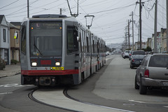 L Line at San Francisco Zoo (Hawkeye2011) Tags: sanfrancisco usa 2016 california transport railway train