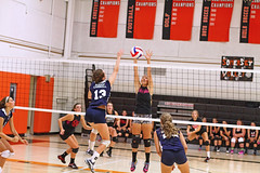 IMG_4636 (SJH Foto) Tags: girls volleyball high school scrimmage somerset pa pennsylvania action shot