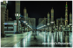Madina (Adeel Javed's Photography) Tags: madina haram adeel javed saudi arabia