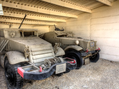 armored cars (2) (maskirovka77) Tags: israeldefenseforces idf museum idfmuseum tanks m48 outdoors hdr armoredcar artillery antiaircraft armoredpersonnelcarrier bridgingequipment