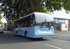 YMS DT29 - G29TGW - FAVERSHAM - SAT 27TH AUG 2016 (Bexleybus) Tags: yms travel faversham kent dt29 g29tgw dennis dart carlyle