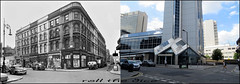 Chapel Street`1956-2016 (roll the dice) Tags: london londonist westminster w2 paddington marylebone old architecture local history traffic bygone westway nostalgia sad mad muslim arabs changes collection fashion shops shopping nw8 edwardian victorian vanished demolished bt ornate lamp lights canon tourism edgwareroad streetfurniture oldandnew pastandpresent hereandnow tube underground exit entrance roundel marks finlays heritage windows victoria a40 truncated