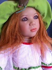 Mirte (astrosnik) Tags: doll himstedt annettehimstedt mirte club artistdoll german