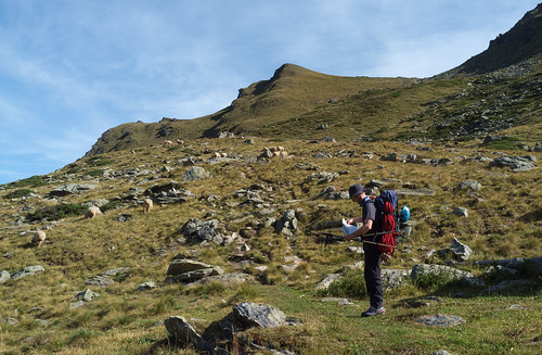 Van Cabane du Petit Mountet naar Cabane Tracuit via Roc de la Vache