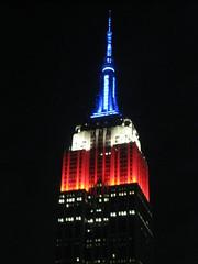 IMG_6784 (gundust) Tags: nyc ny usa september 2016 newyork newyorkcity manhattan architecture esb empirestatebuilding skyscraper september11th 911 tributeinlight xeon twintowers memorial remembrance night