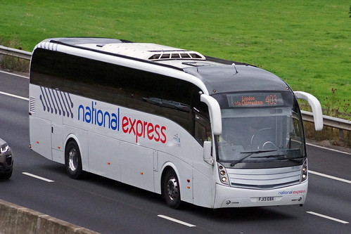 National Express - FJ13 EBX