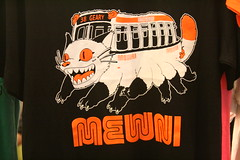Muni Cat Bus Shirt Design (shaire productions) Tags: sf sfcomiccon cosplay costume image picture photo photograph event sanfranciscoevents muni sanfrancisco sanfranciscomuni munibus tshirt design