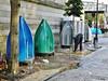 2016-09-14 - Paris - Place de la Bataille de Stalingrad - Urinoirs (P.K. - Paris) Tags: migrants paris stalingrad septembre 2016 urinals camp street
