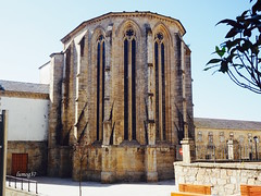 Abside de la iglesia del convento de San Francisco, en Vivero. (lumog37) Tags: iglesia church gtico gothicstyle gothic arquitectura architecture