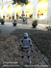03 Els Grallers Tocaferro al Pallol (Nightwing80) Tags: stormtrooper santatecla 2016 que la tecla tacompanyi starwars festa tarragona twitter