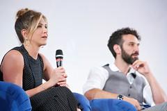 Jennifer Aniston (giffonistory) Tags: 2016 46a giffoni jenniferaniston star hollywood salatruffaut incontro manliocastagna