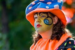 ajbaxter20090711_05124.jpg (Calgary Stampede Images) Tags: alberta clowns 2009 calgarystampede dta ropesquare ajbaxter downtownattractionscommittee