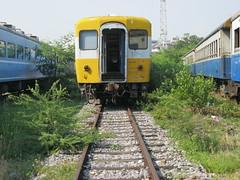 Ex JR carriage (Barang Shkoot) Tags: narrowgauge jrwest rotfai coachingstock metregauge