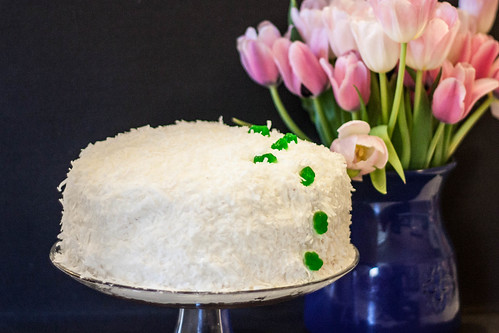 Truly Awesome Coconut Cake