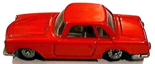 Penny Mercedes 230 SL