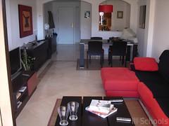 Apartamento III vista interior