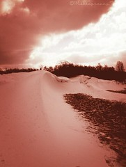 #Moody #Snow (Wishtography) Tags: winter snow nature moody snowdrift picoftheday snowdunes capturedmoment streamzoo keeplookingtotheskies thiscooledit