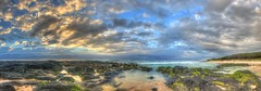 Kingscliff Pano (Nolan White) Tags: panorama sunrise australia kingscliff