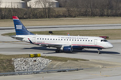 N123HQ // Republic Airlines Embraer 175LR (cn 17000199) (Micheal Wass) Tags: rw embraer rpa cmh embraer175 usairwaysexpress portcolumbusinternationalairport republicairlines kcmh erj170200lr n123hq