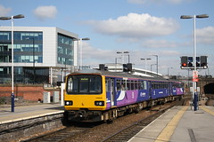 144 019 Sheffield (Moving Britain) Tags: sheffield 144019
