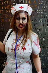 Bloody Nurse Cosplay - Awesome Con DC 2013 (Stephen Little) Tags: cosplay cosplayer comicconvention cosplayers costumeplay 50mmf17 minolta50mmf17 minoltaaf50mmf17 awesomecon minolta50mm sonya77 jstephenlittlejr slta77 sonyslta77 sonyslta77v sonyalphaslta77v awesomecondc awesomecondc2013