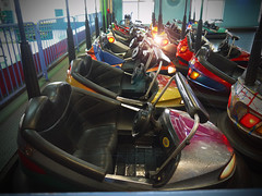 Dodgems (Katie_Russell) Tags: ireland holiday cars car fun ride arcade northernireland rides ni bumpercars amusements dodgems ulster portrush nireland bumpercar countyantrim barrys dogems dodgem coantrim dogem