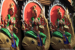 MG_3490 (PRATHAPSTOCKIMAGE) Tags: india elephant festival canon religion decoration kerala trissur pooram nettipattom eos60d