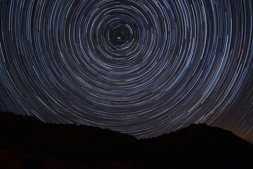 Pine Valley Star Trails