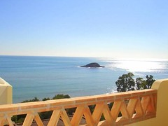 Fabulosas vistas a toda la Bahia.  Consulte precio a su inmobiliaria en Benidorm, Asegil www.inmobiliariabenidorm.com