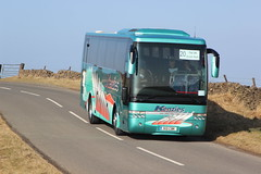 K10CBK Kenzies (stokie14) Tags: volvo coach rally towers van alton hool kenzies k10cbk
