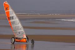 British Landsailing Redcar Regatta 2013 (Richard Degg) Tags: sea beach sail redcar landyacht coatham southgare britishlandsailing