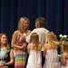 Nurses' pinning ceremony