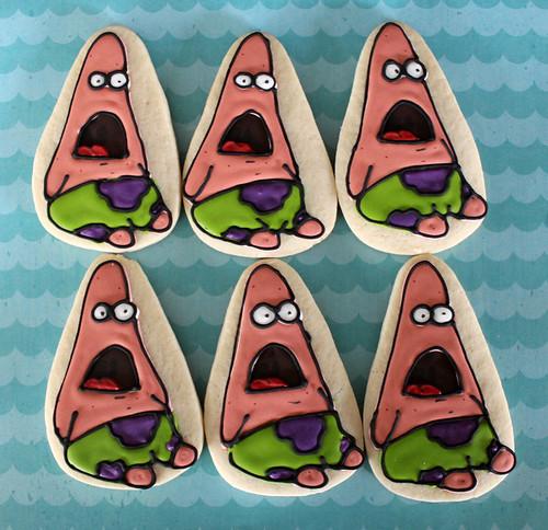 Surprised Patrick!