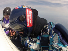 Skydiving Mar 2013, crowded in the door (divemasterking2000) Tags: sky skydiving coast la flying al jump jumping gulf alabama dive diving center skydive lower canopy dropzone emerald parachuting parachute dz canopies skyjump gulfcoast elberta parachutes skyflying skyfly emeraldcoast loweralabama 2013 skyjumping emeraldcoastskydivingcenter