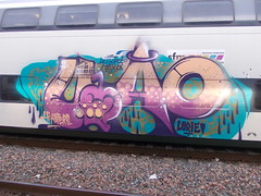 auguri misu (en-ri) Tags: love train writing torino graffiti crew viola meko lerie uao