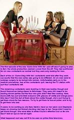 Come Drag With Me (Jenni Makepeace) Tags: fetish transformation magic tgirl sissy caption captions mtf tgcaptions tgcaption