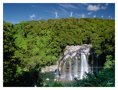 Energies renouvelables / Renewable energies (djimos) Tags: water windmill river waterfall nikon eau energie sigma run rivire cascade renewable chutedeau iledelarunion poselongue 974 heliopan longueexposure holienne renouvelable nd03 d7000 1020f35 djimos reunionofisland