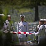 Vietnam-era Sailors are buried at Arlington. thumbnail
